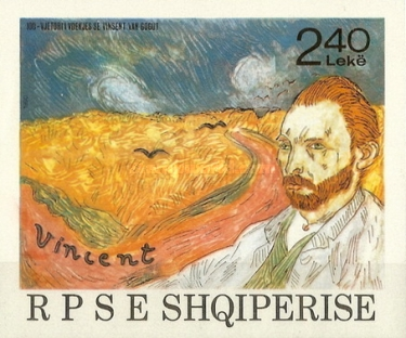 [The 100th Anniversary of the Death of Vincent Van Gogh, Typ BNN]