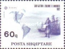 [EUROPA Stamps - The 500th Anniversary of the Discovery of America, Typ BQE]
