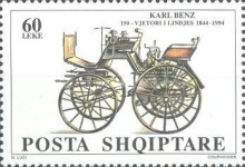 [The 150th Anniversary of the Birth of  Carl Benz, Typ BRS]