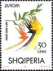 [EUROPA Stamps - Peace and Freedom, Typ BSF]