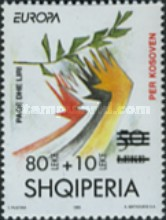 [Aid for Kosovo - Postage Stamps of 1995 Surcharged, Typ BSF1]
