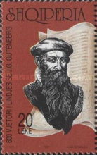 [The 600th Anniversary of the Birth of Johannes Gutenberg, Typ BUQ]