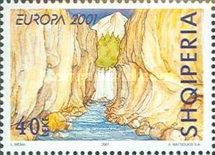 [EUROPA Stamps - Water, Treasure of Nature, Typ CBL]