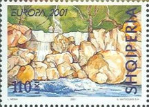 [EUROPA Stamps - Water, Treasure of Nature, Typ CBM]
