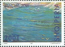 [EUROPA Stamps - Water, Treasure of Nature, Typ CBN]