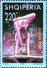 [EUROPA Stamps - The Circus, Typ CDQ]