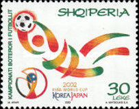 [Football World Cup - Japan and South Korea, Typ CEC]