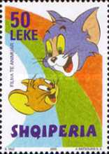 [Cartoons - Tom & Jerry, Typ CKT]