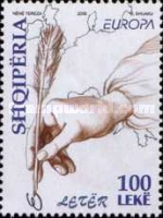 [EUROPA Stamps - Writing Letters, Typ CVJ]