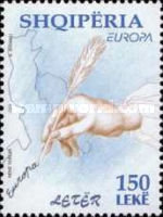 [EUROPA Stamps - Writing Letters, Typ CVK]