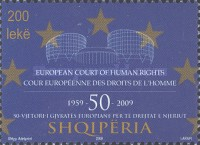 [The 50th Anniversary of the European Court of Human Rights, Typ CWZ]