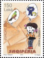 [EUROPA Stamps 2010 - Children's Books, Typ CYK]