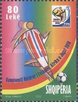 [Football World Cup - South Africa (2010), Typ CYO]