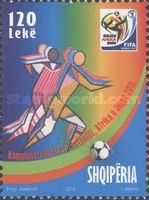 [Football World Cup - South Africa (2010), Typ CYP]