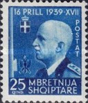 [King Victor Emmanuel III - The 3rd Anniversary of the Kingdom's Union with Italy, Typ CZ3]
