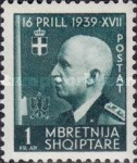 [King Victor Emmanuel III - The 3rd Anniversary of the Kingdom's Union with Italy, Typ CZ5]