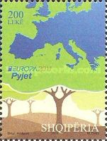 [EUROPA Stamps - The Forest, Typ CZP]
