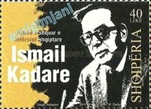 [The 75th Anniversary of the Birth of Ismail Kadare, Typ CZV]