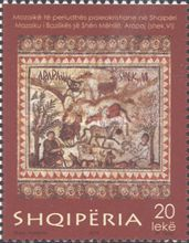 [Albanian Mosaics of the Paleochristian Period, Typ DAC]