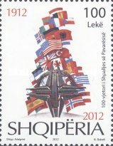 [The 100th Anniversary of Independence, type DBL]