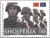 [The 100th Anniversary of the Army, type DBN]