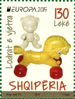 [EUROPA Stamps - Old Toys, Typ DEH]