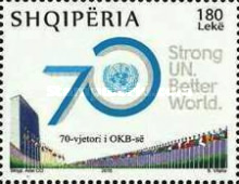 [The 70th Anniversary of the United Nations, Typ DFB]
