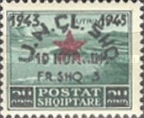 [2nd Anniversary of People's Army - Overprinted, type DH6]