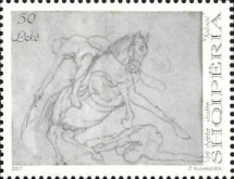 [Albanian Art - Drawings, Typ DHL]