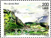 [EUROPA Stamps - Bridges, type DHT]