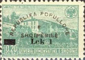 [Postage Stamps of 1945 Surcharged, Typ EP1]