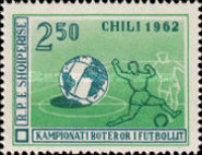 [Football World Cup - Chile, type JU]