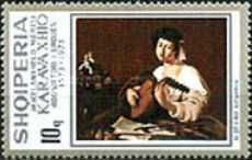 [The 400th Anniversary of the Birth of Caravaggio, Typ XHP]