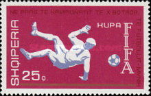 [Football World Cup - West Germany, Typ XIA]