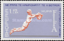 [Football World Cup - West Germany, Typ XID]
