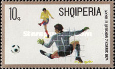 [Football World Cup - West Germany, Typ XJM]