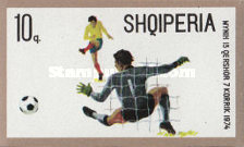 [Football World Cup - West Germany, Typ XJM1]