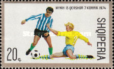 [Football World Cup - West Germany, Typ XJO]