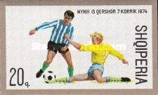 [Football World Cup - West Germany, Typ XJO1]