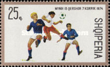 [Football World Cup - West Germany, Typ XJP]