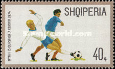 [Football World Cup - West Germany, Typ XJQ]