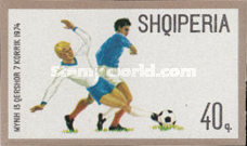 [Football World Cup - West Germany, Typ XJQ1]