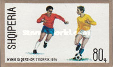 [Football World Cup - West Germany, Typ XJR1]