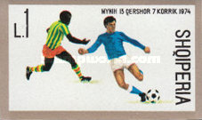 [Football World Cup - West Germany, Typ XJS1]