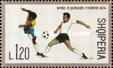[Football World Cup - West Germany, Typ XJT]