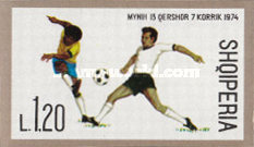 [Football World Cup - West Germany, Typ XJT1]