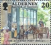 [Historical Development of Alderney, type DQ]