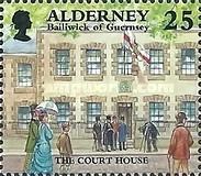 [Historical Development of Alderney, type DS]