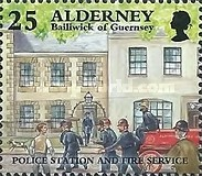 [Historical Development of Alderney, type DT]
