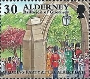 [Historical Development of Alderney, type DV]